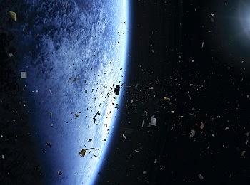 Como remover o lixo espacial