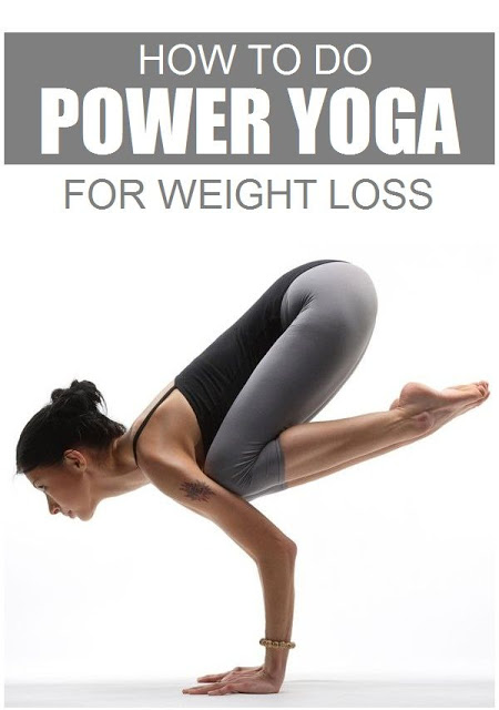 How to do Power Yoga for Weight Loss