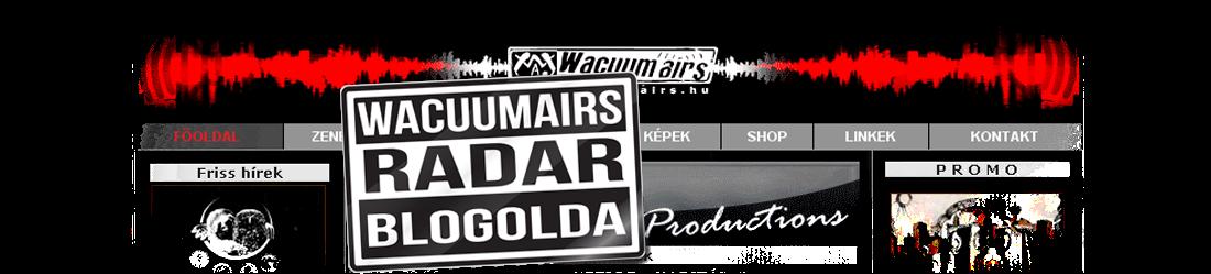 WACUUM RADAR