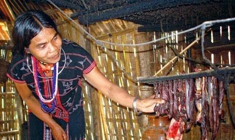 Cơ Tu Bacon (Thịt Xông Khói Cơ Tu)1