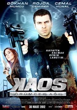 Khủng Bố Mafia - Kaos Orumcek Agi (2012) Poster