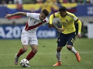 Paraguay vs Perú