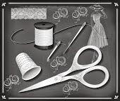 Lecciones de costura
