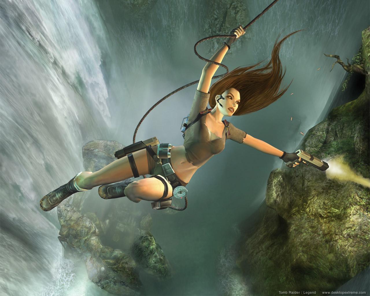Lara Croft Tomb Raider Legend Full version Free Download
