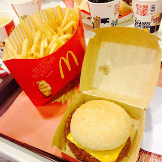 McDonald's A.S. Fortuna corner Hernan Cortes Streets, Mandaue City, Cebu