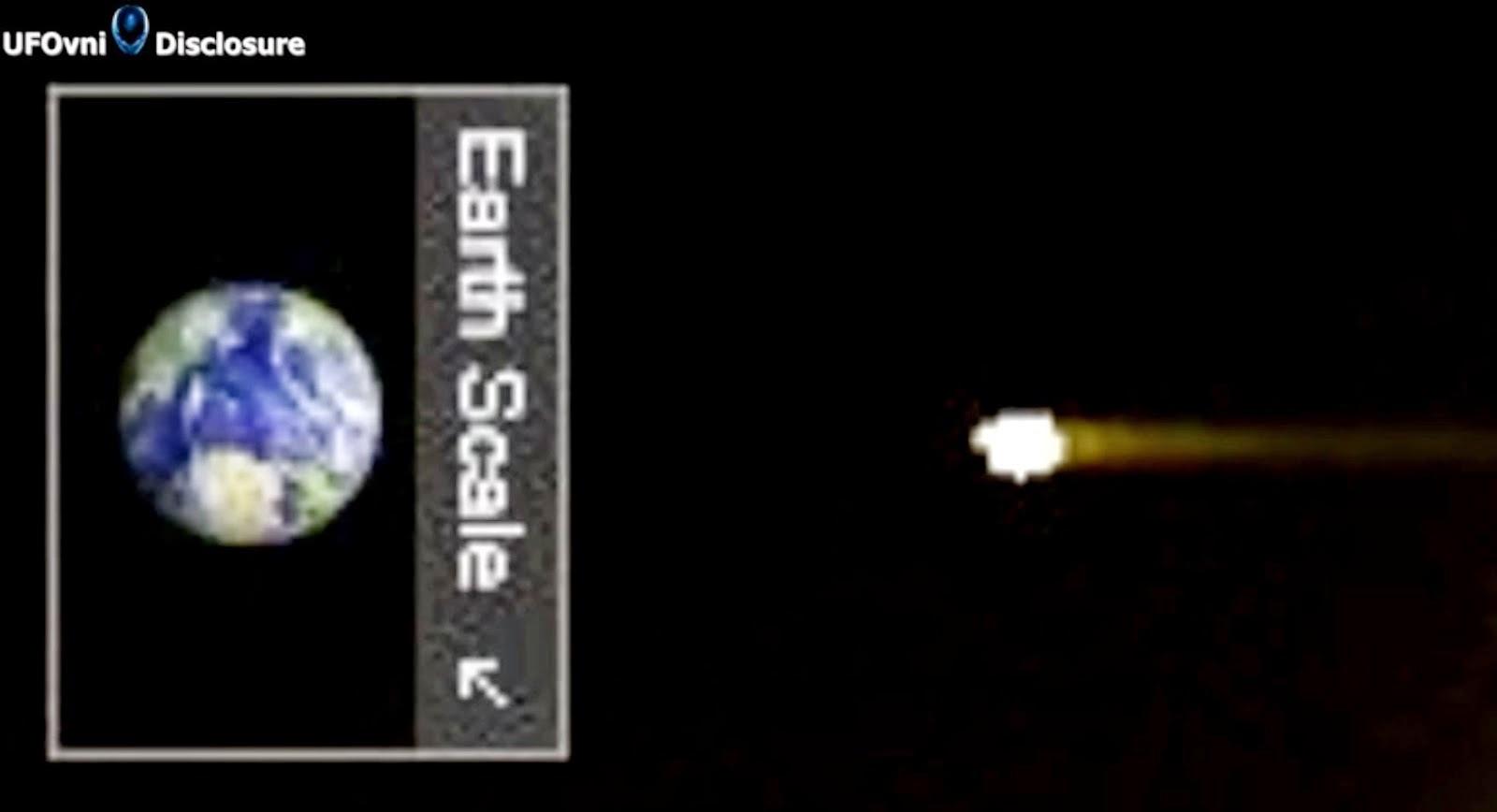 Lune taille OVNI, à proximité de notre soleil pendant éruption solaire, le 28 octobre 2014