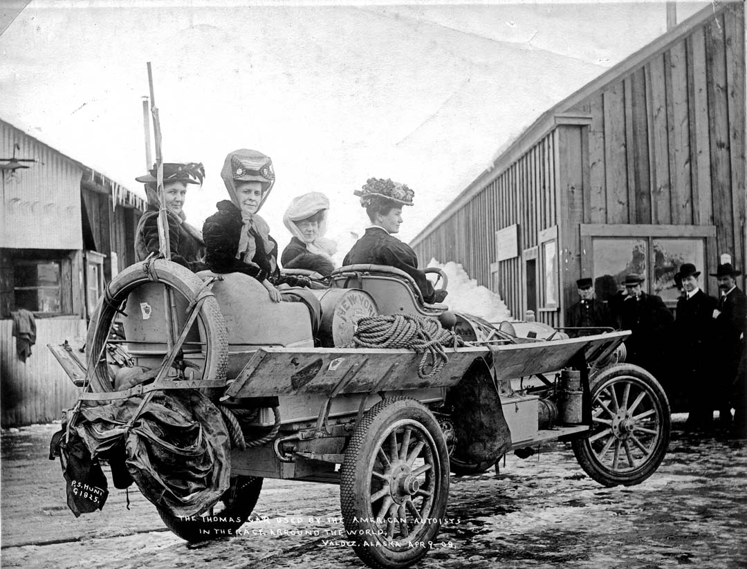 Fountainhead Antique Auto Museum: After the Great Race of 1908