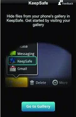 Cara menggunakan KeepSave