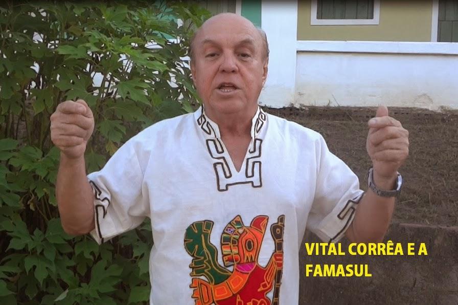 Vital Corrêa destaca alunos da FAMASUL