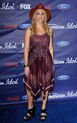 Elise Testone Print Dress
