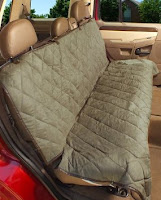 Deluxe Pet Car Seat Cover 7
