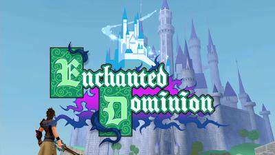 Kingdom Hearts Birth By Sleep Enchanted Dominion