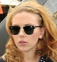 VipandSmart Scarlett wayfarer sunglasses