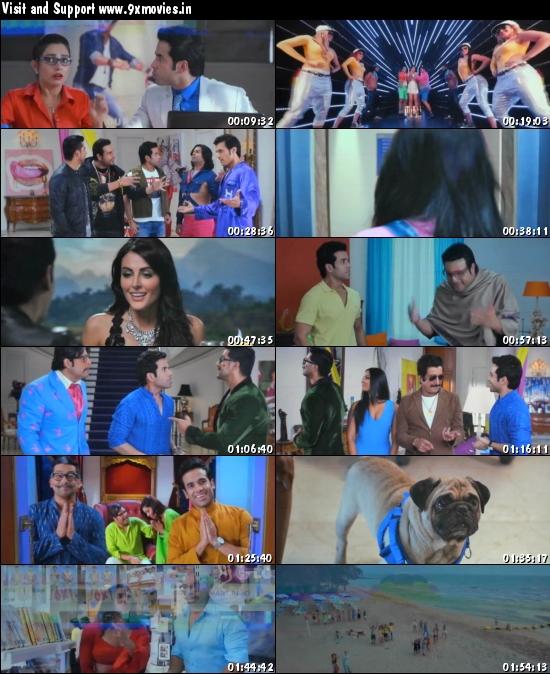 Kya Kool Hain Hum 3 2016 Hindi DVDScr x264 AAC BEST 700mb