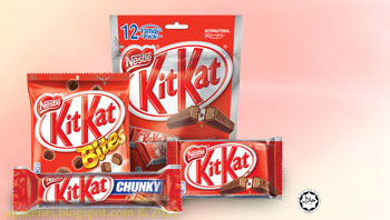 Nestle Kitkat Launch