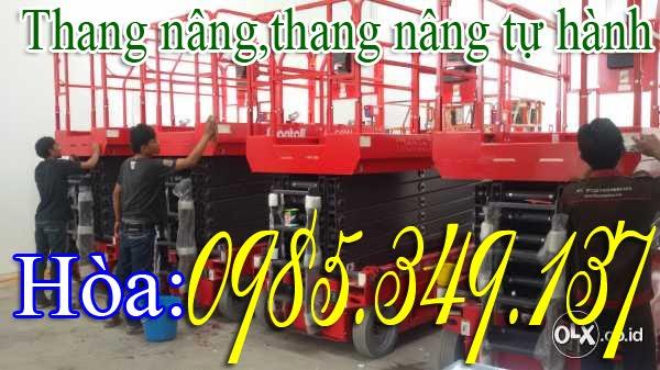 THANG NÂNG ZICZAC TỰ HÀNH