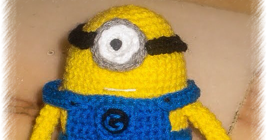 Crochet Patterns Minions Despicable Me : Despicable Me Minion Amigurumi ~ Snacksies Handicraft Corner