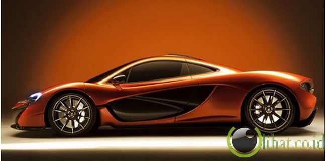 McLaren P1 (2013)