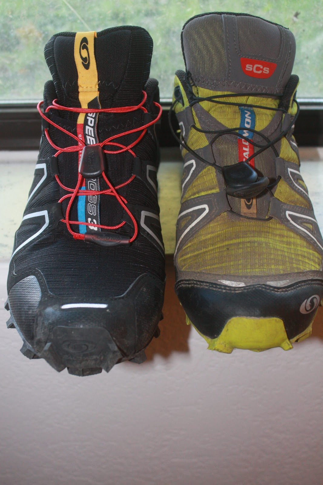 Salomon Speedcross 3 Cs Vs Gtx