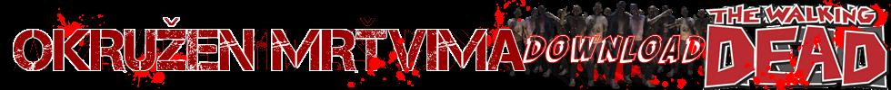 Strip - Okružen Mrtvima - The Walking Dead