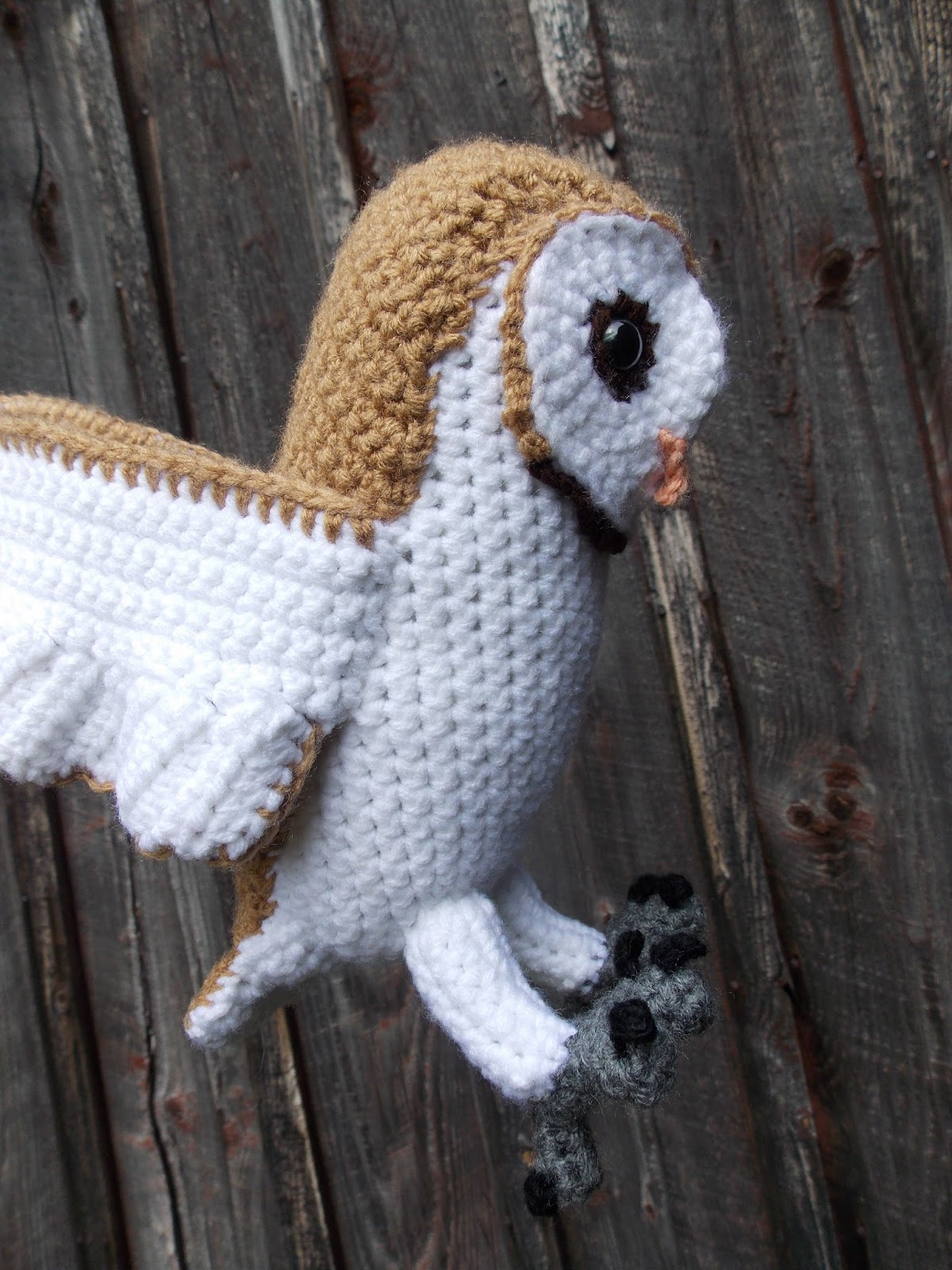 Free Crochet Patterns For Large Animals : Great Grey Crochet: Something New...