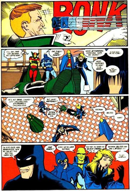 As cinco maiores batalhas do Batman 4