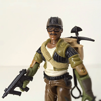 1986 Alpine Figure - Hasbro GI Joe
