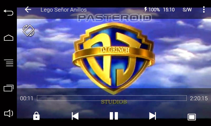 MX PLAYER PARROT ASTEROID SMART ANDROID APK APP