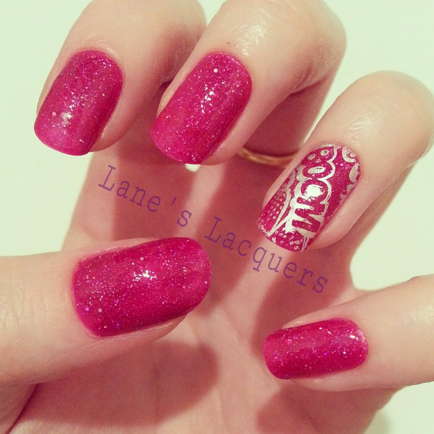 kb-shimmer-razzical-swatch-manicure