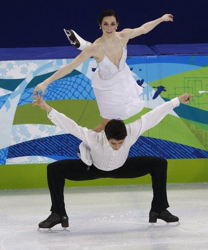 ice dancers virtue moir dating advice