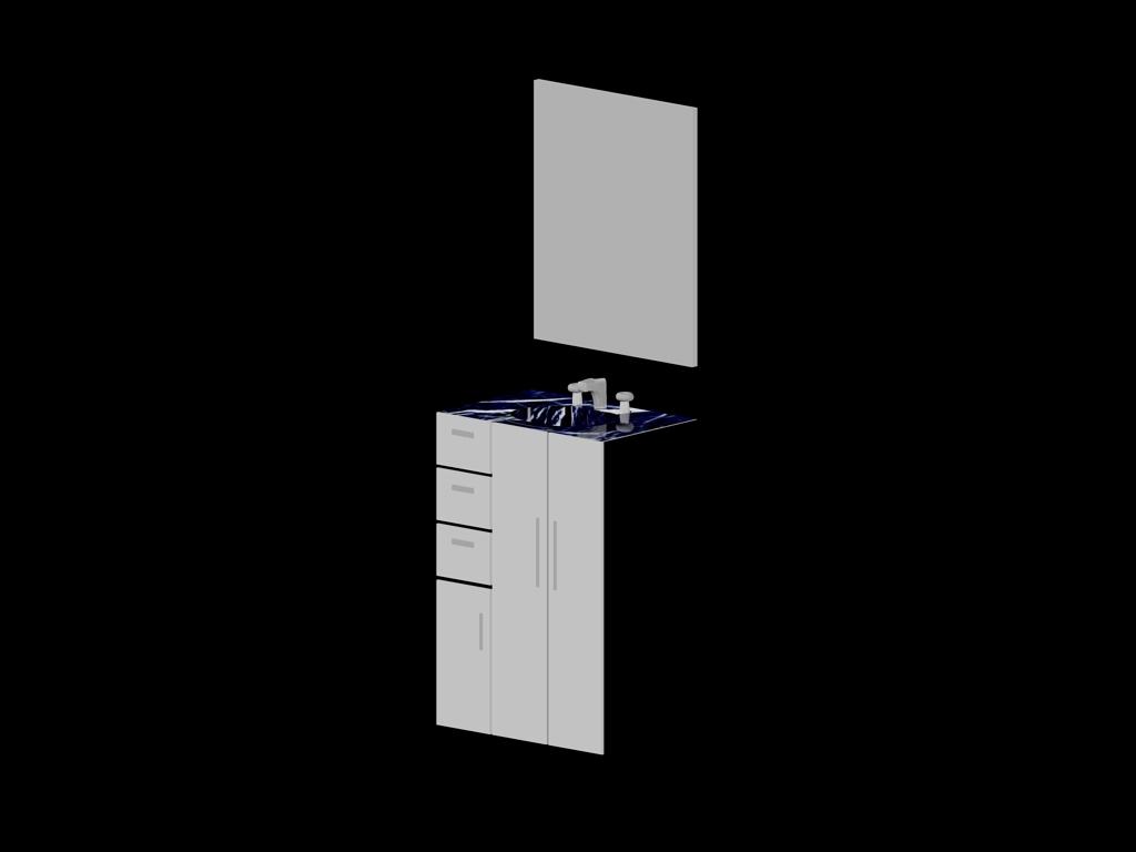 Imagens de #434760 VIVICAD: Primeiros blocos projetados em autocad. 1024x768 px 3376 Bloco Cad Pia Banheiro