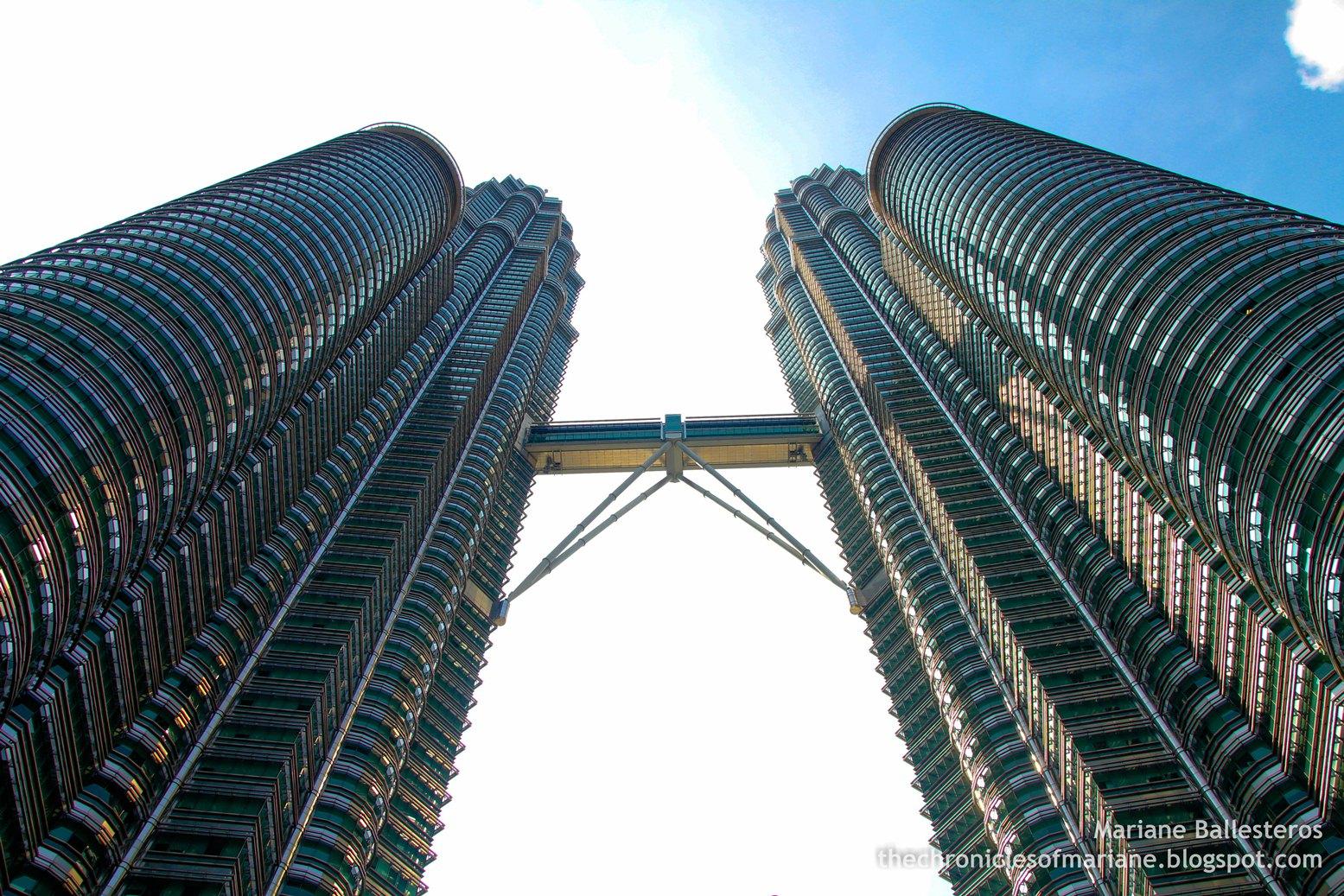 Day to Night at Petronas Twin Towers, Kuala Lumpur - Day 1