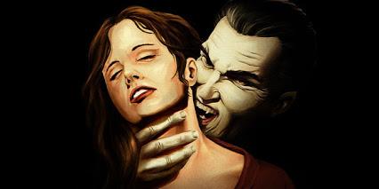 Heboh, Ternyata Vampir Itu Nyata
