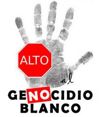 Alto al GeNOcidio Blanco