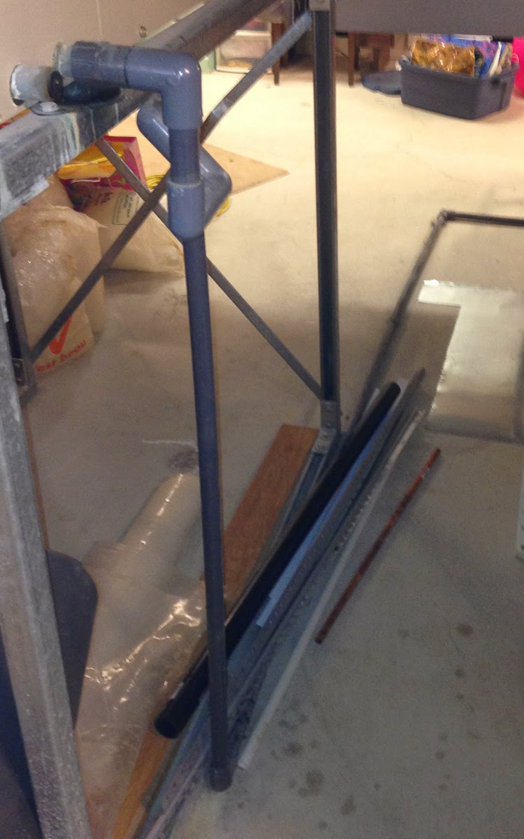 The fix it blog sorting things out central air for Air conditioner slab