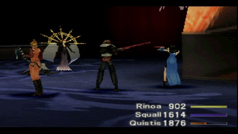 Final Fantasy VIII, Edea Battle