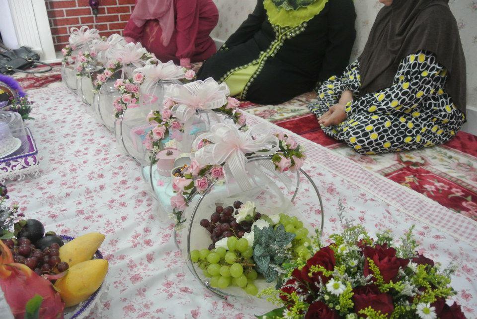 Annalyss sweet home hantaran pertunangan 2013