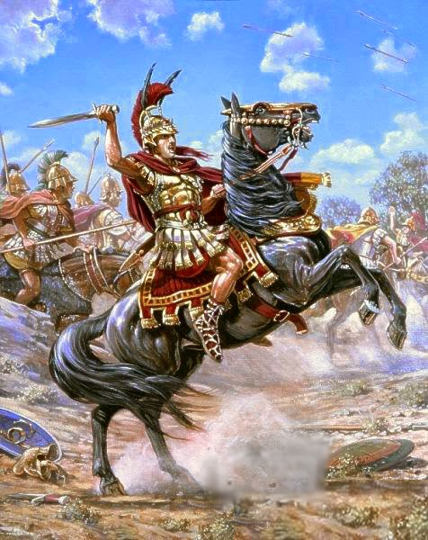 மாவீரன் அலெக்சாண்டர் வரலாறு