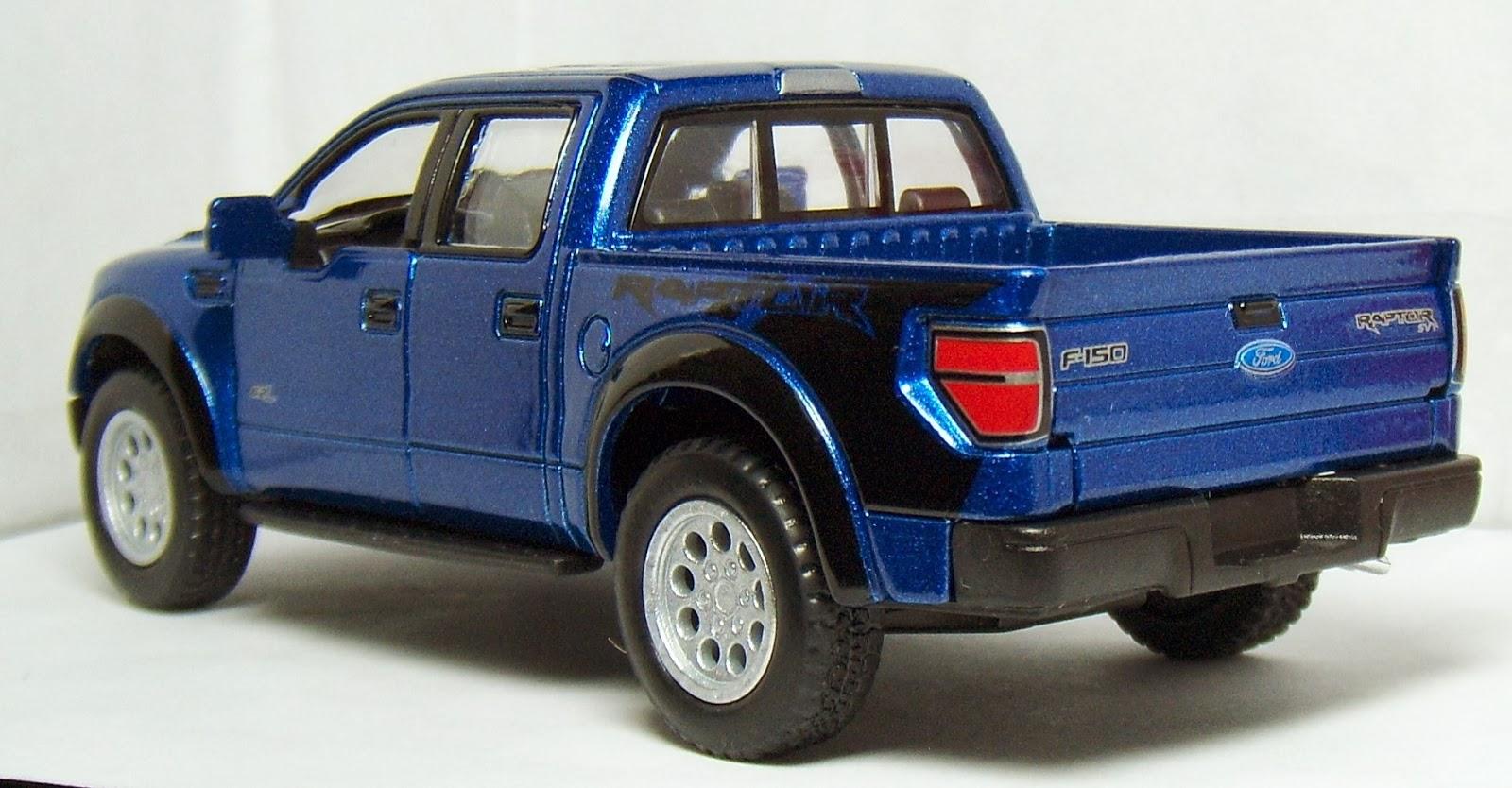 Two Lane Desktop: Pullbacks, Part 2: Kinsmart 2013 Ford F ...
