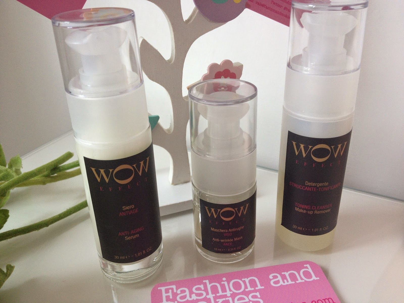 wow effect review, Fashion and Cookies, fashion blogger