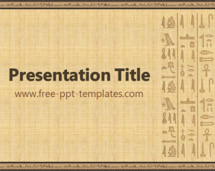 history egyptian civilization ppt