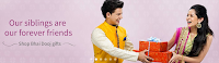 Amaozn India Bhaiya Dooj Gifts Offer 2015