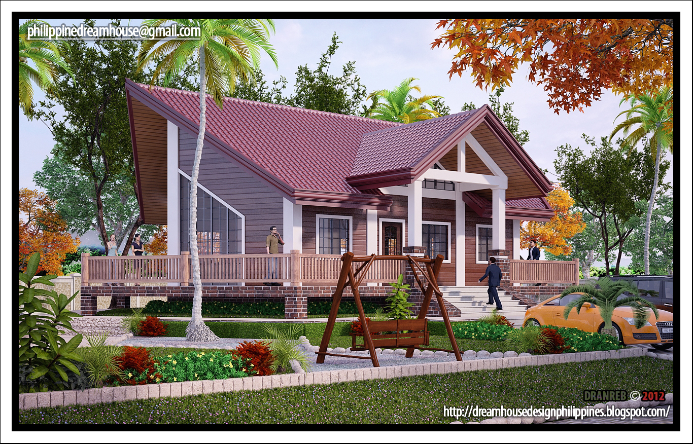 House designs philippines architect bill house plans for Free vacation home plans