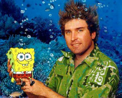 Ini Dia Manusia Dibalik SpongeBob
