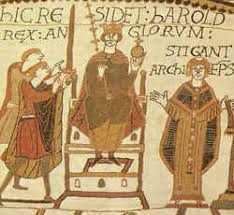 King Harold: Fact or Fiction (Anglo Saxon Documentary)   Timeline