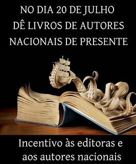 dia do livro nacional!
