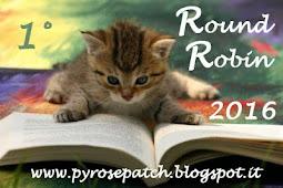 1° Round Robin 2016 - Libri & Gatti