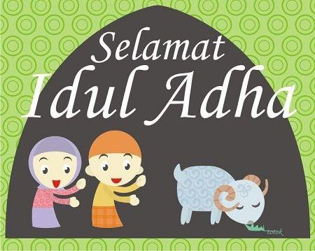 Kumpulan Sms Ucapan : Selamat Hari Raya Idul Adha