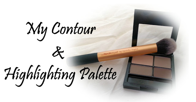 Real Techniques Contour Brush & Revlon Colorstay Addictive