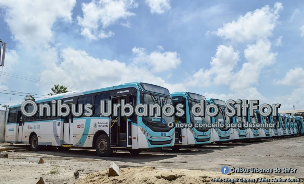Onibus Urbanos do Sit-For